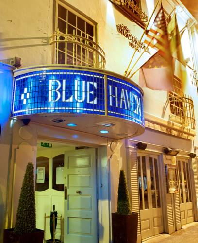 The Blue Haven Hotel