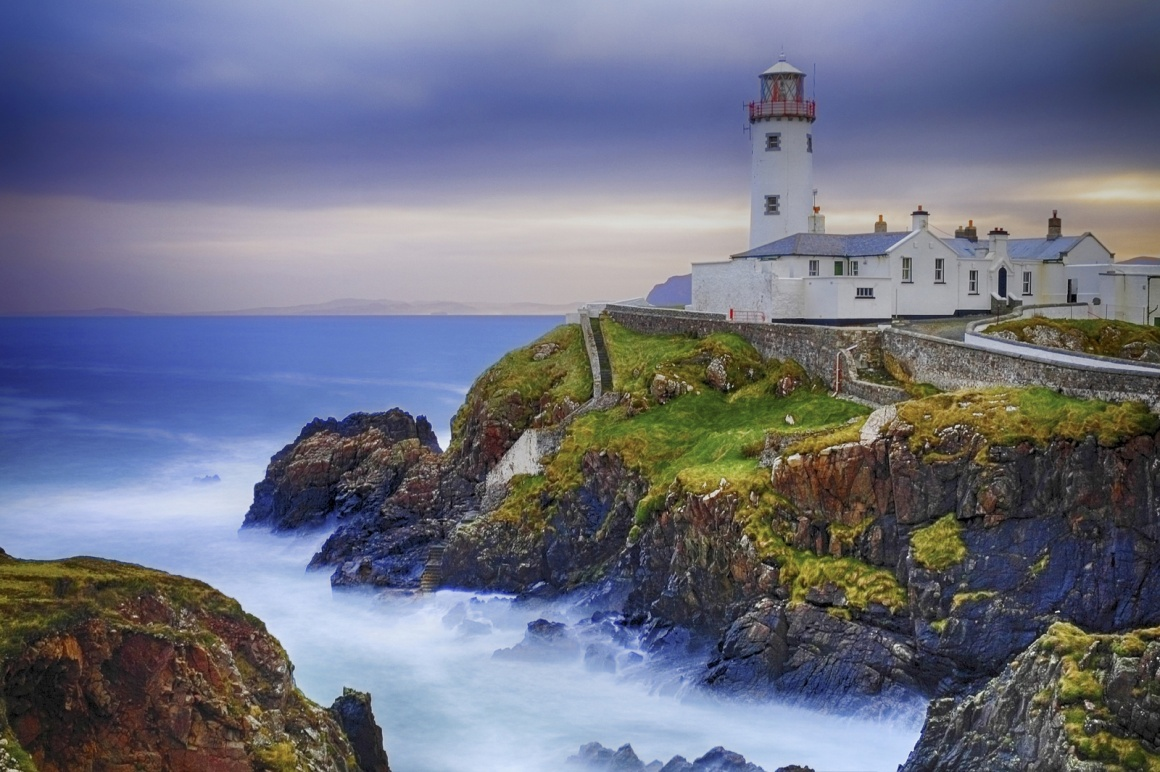 County Donegal, Ireland on