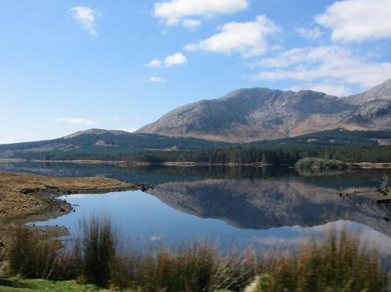 The amazing landscapes of Connemara in Ireland