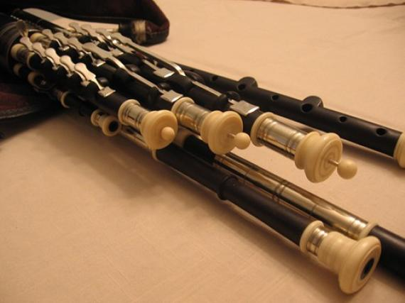 'Gallagher uilleann pipes' - Ireland