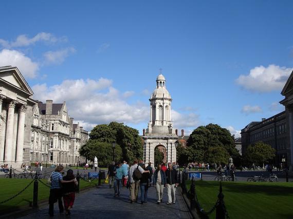 Top Universities Located In Ireland