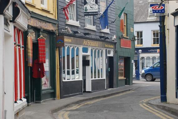 Visit the Historical Town of Kinsale