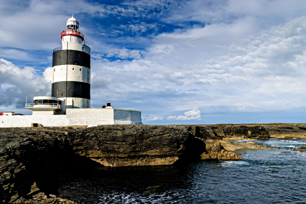 'Hook Lighthouse at Hook Head, County Wexford, Ireland' - Ireland
